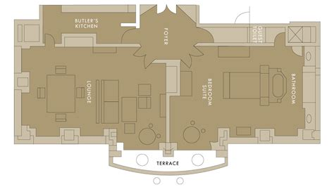 presidential suite floor plan presidential suites saxon hotel villas and spa luxury