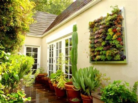 Green Wall Planters by Zeal Planters Add Green To Boring Walls Inhabitat Sustainable Design Innovation