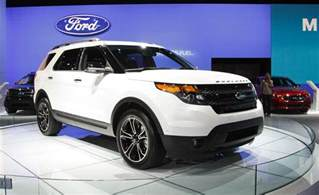 Ford Sports 2014 Ford Explorer Sport Trac Top Auto Magazine