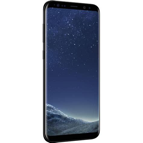 samsung galaxy s8 sm g955f 64gb smartphone sm g955 64gb blk b h