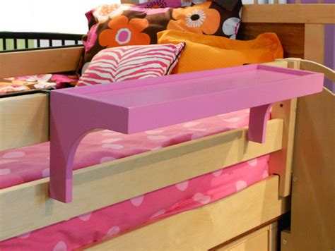 Bunkbed Shelf by Bunk Bed Shelf Bedding For Bunks