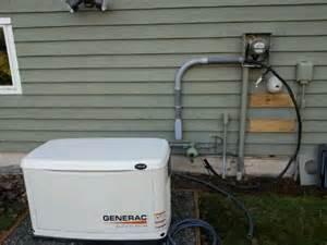 generac model 5872 14kw automatic standby generator auburn