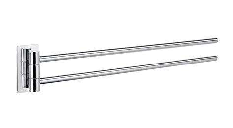 swing towel rail smedbo pool swing arm towel rail 440mm zk326