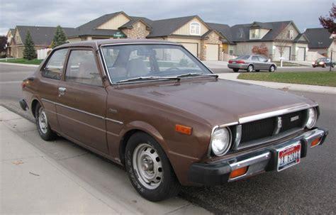 1979 Toyota Corolla For Sale 1979 Toyota Corolla Coupe 2 Door 1 6l Ke30 No Reserve
