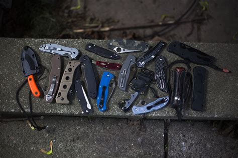 top edc knives a list of the best edc knives on the market