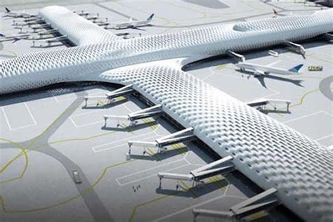 china to build worlds biggest airport news