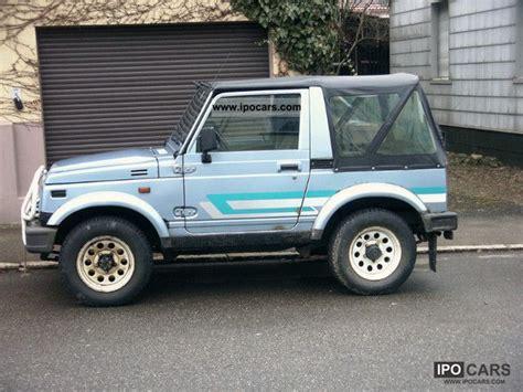 how to work on cars 1989 suzuki sj free book repair manuals 1989 suzuki sj samurai deluxe original km car photo and specs