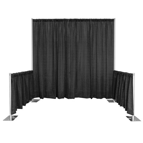pipe and drape vancouver pipe drape tradeshow booth vancouver drape rental