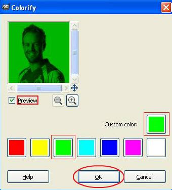gimp replace color how to change the colors gimp tutorial