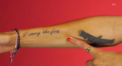 tattoos inside arm feather tattoos with quotes inside