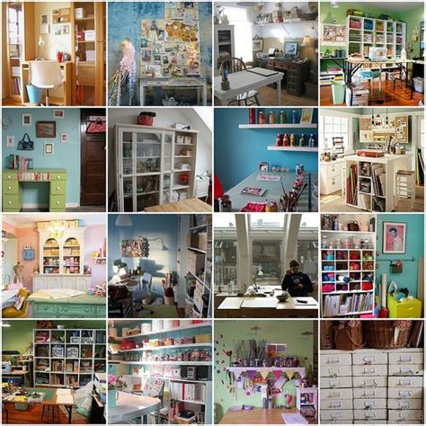 craft rooms crafts and room ideas on