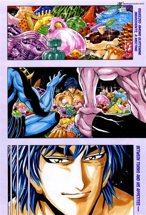 toriko reader read free toriko chapter 396 yet unseen ingredients