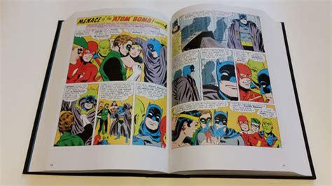 batman the golden age omnibus dc the justice league of america omnibus volume 1 impulse gamer