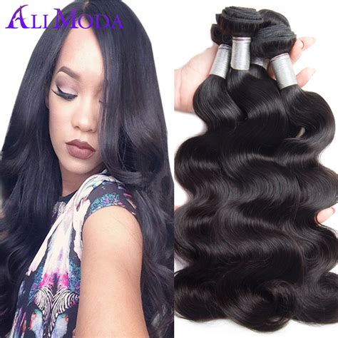 aliexpress virgin hair aliexpress com buy 4pcs peruvian body wave virgin hair