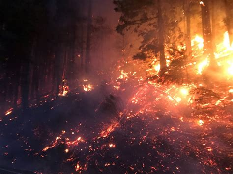 pierce county wildfires force evacuations road closures outages bonney lake wa patch