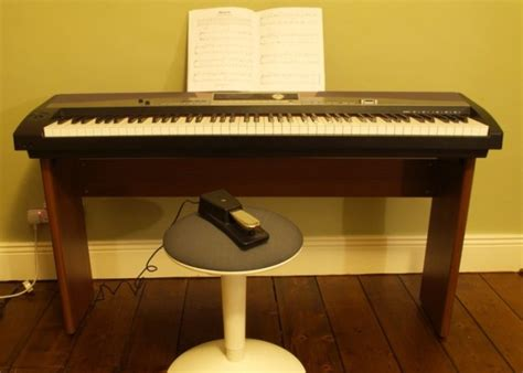 Keyboard And Stool by Thomann Sp 5100 Piano Keyboard With Stool For Sale In