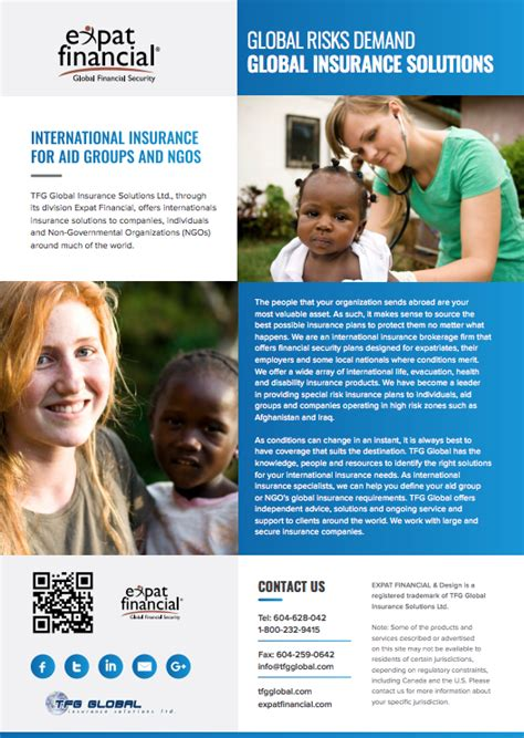 ngo insurance non governmental organization plans
