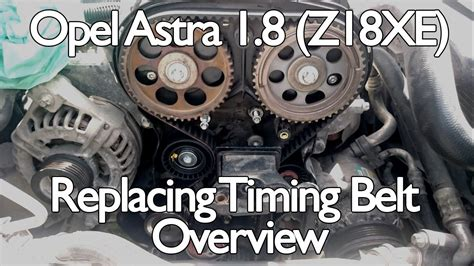 holden viva timing belt diagram opel astra h 1 8 timing belt replacement overview