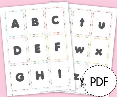Diy Alphabet Flash Card Template by Alphabet Flash Cards Printable Pdf