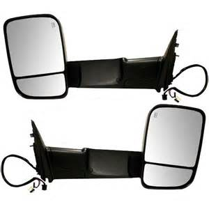 Dodge Tow Mirrors Dodge Ram Towing Mirrors At Auto Parts