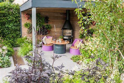 garden design styling  garden rhs gardening
