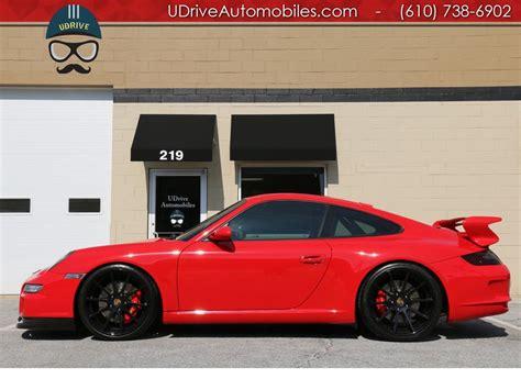 Porsche Upgrades by 2007 Porsche 911 997 Gt3 6 Speed Chrono Sport Seats Many