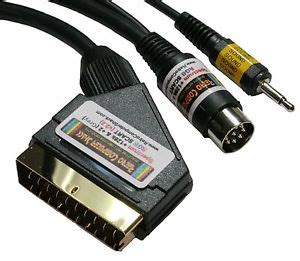 Spectrum Cable Gift Card - sinclair zx spectrum 128k 2 grey model rgb scart lead video cable tv lead ebay
