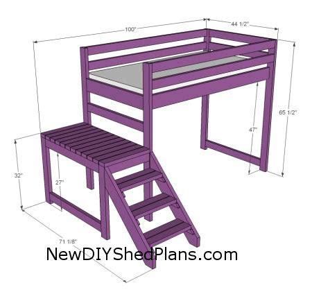 cer floor plans with bunk beds building plans loft bed dyi ideas pinterest loft bed plans hanging beds and bunk bed plans