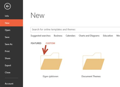 custom category template luc s powerpoint personal templates in ppt 2013