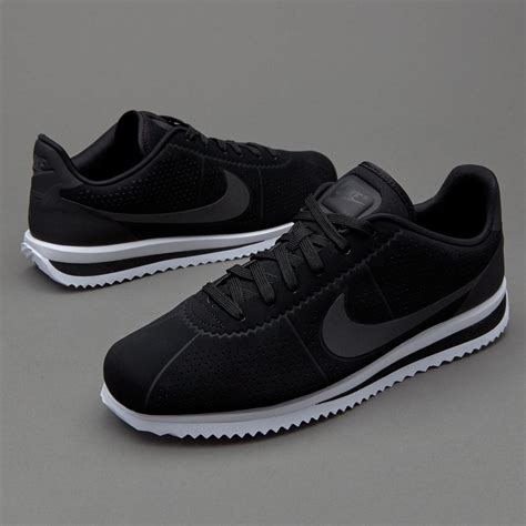 mens shoes nike sportswear cortez ultra moire black