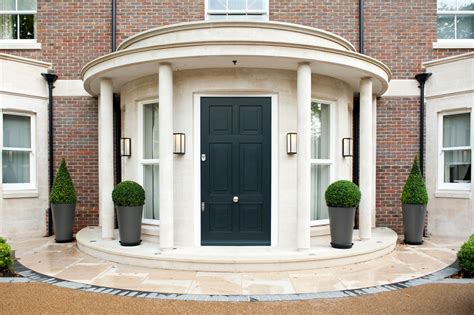 house entrance designs exterior elegant modern house designs trend south west transitional