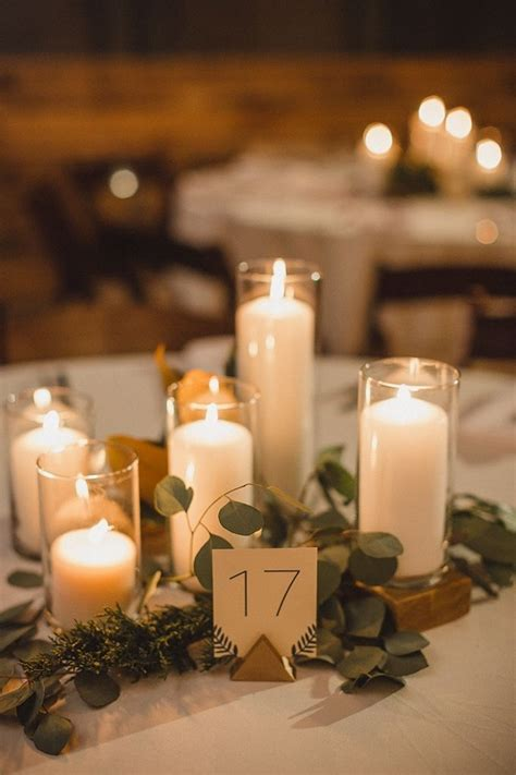 best 25 candle centerpieces ideas on adastra