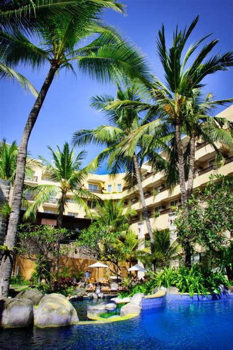 kuta paradiso hotel accommodation bali