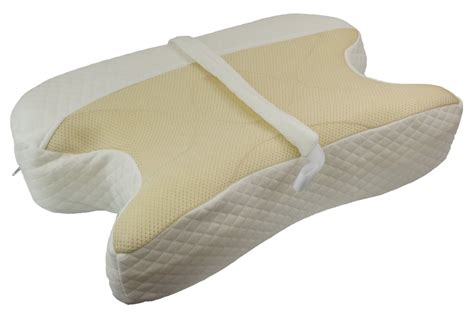 Pillow For Cpap Side Sleeper by The Best Cpap Pillows For Side Sleepers Review Cpapguide