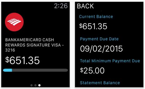 Bank Of America Fingerprint Background Check Bank Of America Adds Touch Id Apple Support To Its Ios App Mactrast
