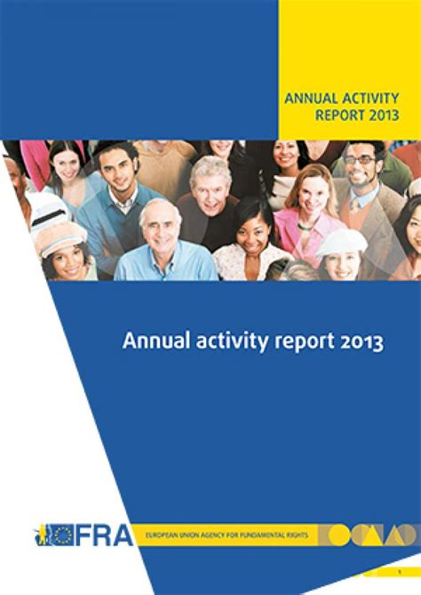 annual activity report sle annual activity report 2013 european union agency for