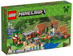 lego minecraft the 21128 set revealed photos