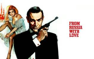 bond from russia with from connery to craig ranking the james bond films
