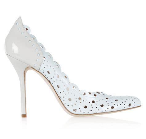 Designer White Wedding Shoes 9 designer white wedding shoes 250