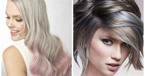 grey hair 2015 highlight ideas new gray hair trend 2015 old ash blonde mane ash blonde
