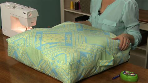 make floor cushions how to make floor cushions national sewing circle