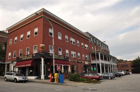 Federal Style House Nashville Historic District Nashua New Hampshire