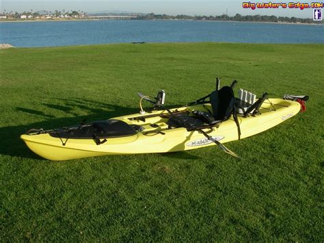malibu kayak stealth 14 stealth 14 for sale fully loaded kayak fishing