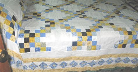 Eleanor Burns Chain Quilt Pattern by Is Like A Patchwork Quilt Chain Quilt Piecing