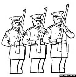 Online Coloring Pages Starting With The Letter M Page 2 Marine Corps Coloring Pages