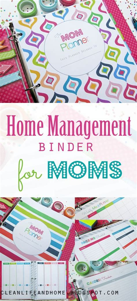 the planner home management binder for for the