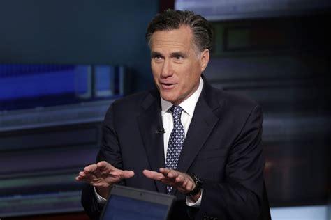 mitt romneys top strategist thinks donald trump wont win image gallery mitt romney 2016