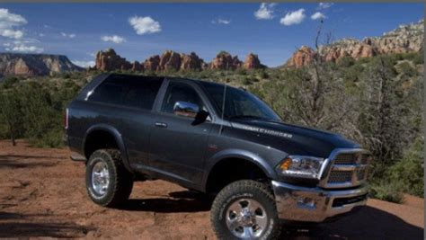 Dodge Ramcharger 2020 by New Ram Charger Set For Production