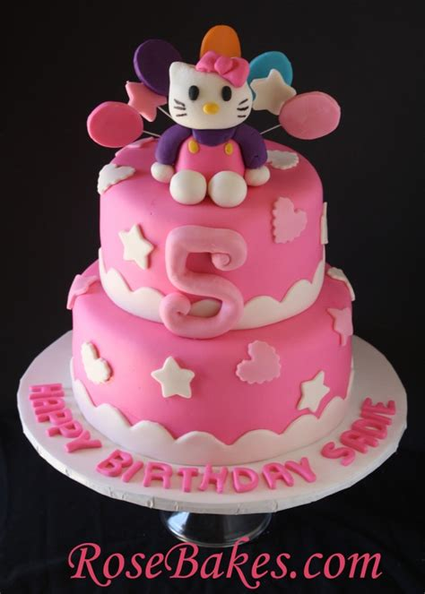 hello kitty themed cake hello kitty cake cupcakes candy apples rose bakes