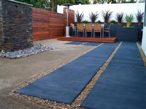 Concrete Backyard Landscaping by Concrete Patio Leucadia Ca Photo Gallery